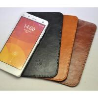 超薄小米 红米Note3 5.5寸皮套 手机套 保护套 内袋 内胆 note4