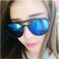 明星款太阳镜 女士时尚男士百搭墨镜 太阳眼镜复古框架镜5098