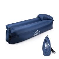 户外充气床垫单双人厚款口袋充气沙发折叠便携午休懒人空气沙发床