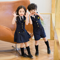 幼儿园毕业照服装六一儿童节演出服男童女童61小学生表演合唱套装