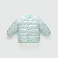 儿童内胆轻薄款短保暖季冬秋装童女童男宝宝棉衣外套
