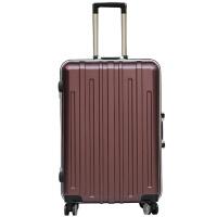 万向轮拉杆箱平滑外出休闲旅行箱包百搭潮流旅游行李箱子22英寸密码登机箱大容量密码箱