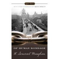 英文原版 人性的枷锁 Of Human Bondage 毛姆 国外经典文学名著小说