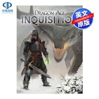 英文原版 The Art of Dragon Age: Inquisition 龙腾世纪艺术设定集 游戏 周边