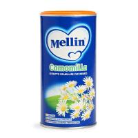 意大利进口Mellin/美林菊花茶婴幼儿宝宝冲饮固体菊花晶颗粒200g