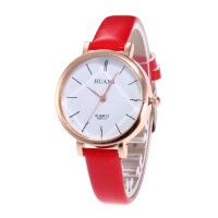 女士手表韩版学生潮女简约大方时尚潮流手表大气百搭森石英腕表