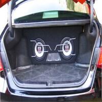 车载低音炮双10寸汽车低音炮有源带功放汽车音响12VSN5433