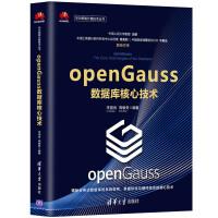 openGauss数据库核心技术 华为智能计算技术丛书 openGauss数据库编程入门书籍大数据技术系统原理应用数据分