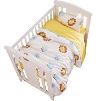 儿童幼儿园被子三件套午睡含芯被套床褥可定做宝宝床婴儿床品 其它