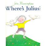 Where's Julius? 朱利斯在哪 ISBN 9780099414292