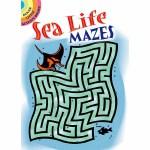 Sea Life Mazes(【按需印刷】)