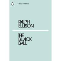 现货 小蓝色系列:黑球(拉尔夫・埃里森) 英文原版 Black Ball (Penguin Modern) Ralph