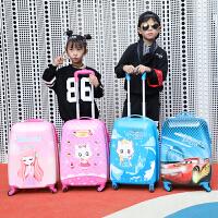 儿童拉杆箱男女学生小孩18寸密码旅行箱行李箱万向轮登机拖箱