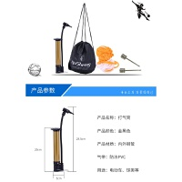 篮球打气筒气针 皮球足球打气筒 篮球包 游泳圈 打气筒便携 打气工具