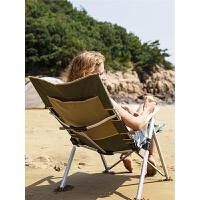 户外便携折叠躺椅野外露营沙滩椅自驾游野营椅