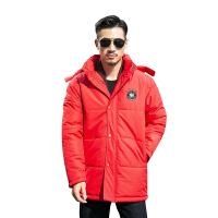 羽绒服/冬季新款足球俱乐部运动训练外套 短款修身加厚保暖外套休闲大衣