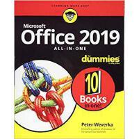 【预订】Office 2019 All-In-One for Dummies 9781119513278