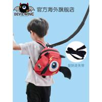 韩国DEVILWING宝宝小恶魔书包儿童男女孩1幼儿园2防走失3背包4岁