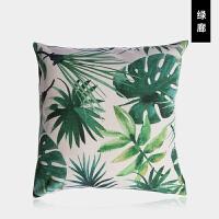 现代简约沙发抱枕靠垫客厅家用床上靠枕卧室北欧ins风汽车抱枕套