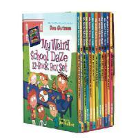 【现货】英文原版 My Weird School Daze 12-Book Box Set 疯狂学校*部 12本套装