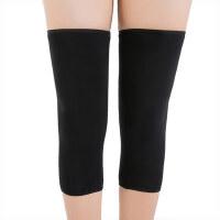 户外运动护膝保暖老寒腿女士防寒加绒加厚膝盖短外穿时尚隐型