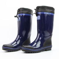 秋冬高筒雨鞋男士防水鞋胶鞋洗车鞋水鞋套鞋防滑防臭