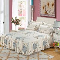 策序家纺 单品加厚床裙 公主婚庆席梦思保护罩 床罩床垫床裙
