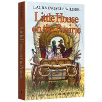 全新原版 草原上的小木屋 英文原版 儿童文学青少年小说 Little House on the Prairie 小木屋