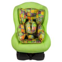 20180826050835800儿童安全座椅 汽车用婴儿宝宝小孩车载便携式坐椅9个月-12岁可躺 绿色【新品奖10元】