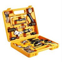 得力(deli)3702 组合工具箱/工具套装 25件套