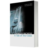 现货 英文原版 A Tale of Two Cities 柯林斯经典文学:双城记 Charles Dickens 查尔斯