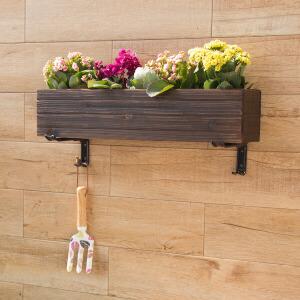 【满减】ORZ 拱形花盘架 阳台双层花盆架客厅落地花架铁艺花盘架子