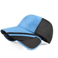 户外钓鱼帽子防晒帽防蚊帽垂钓遮阳帽路亚帽鸭舌帽棒球帽渔具用品