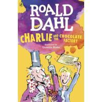 英文原版 查理和巧克力工厂Charlie and the Chocolate Factory 英国2016年新版封皮
