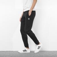 Adidas阿迪达斯 男裤 三叶草运动裤休闲小脚长裤 DN6009