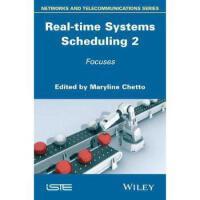 【预订】Real-Time Systems Scheduling Volume 2 9781848217898