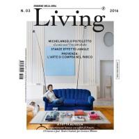 进口原版年刊订阅 Living 室内设计杂志 意英双语原版 年订10期