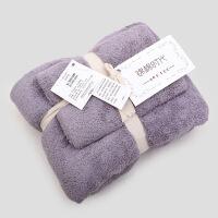 浴巾毛巾套装加厚加大男女情侣裹胸吸水柔软速干儿童个性 150x75cm