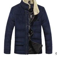 户外男装新款冬男士羽绒服男式短款羽绒服男1808