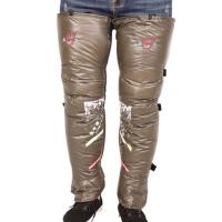 冬季防风厚挡风护腿防寒护膝  电动车摩托车护膝  骑车保暖护腿护膝