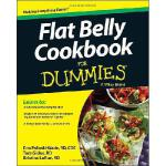 【预订】Flat Belly Cookbook for Dummies