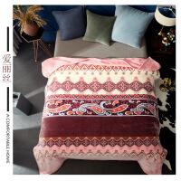 毛毯加厚冬季加厚毛毯双层云毯冬季保暖珊瑚绒盖毯系列 200*230