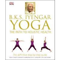 B.K.S. Iyengar Yoga 英文原版 DK艾扬格瑜伽