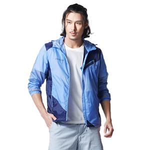 AIRTEX亚特防晒抗紫外线登山旅行运动跑步男式皮肤风衣