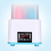 婴儿温奶器奶瓶消毒器二合一智能热奶恒温器加热器保温奶瓶消毒器a477