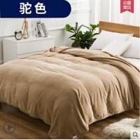 加厚毛毯冬季珊瑚绒毯子法兰绒床单1.5m1.8米2m法兰绒1.2米午睡毯