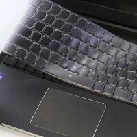 17.3寸笔记本键盘膜机械革命X8Ti Plus X9Ti-R键盘膜键位保护贴膜