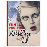 包邮【Bibliotheca Universalis】Film Posters of the Russian Avant-Garde,俄罗斯先锋电影海报 艺术设计