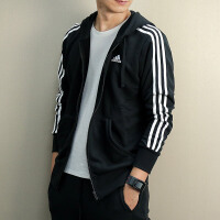 Adidas阿迪达斯 2017新款男子运动休闲夹克外套 S98786