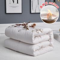 新疆棉花被冬被全棉加厚保暖被子春秋单双人床垫被褥纯棉絮棉被芯
